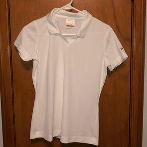 Women's Nike golf shirt